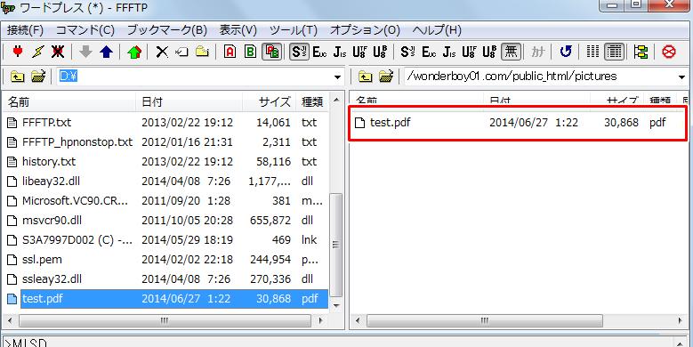 FFFTP15